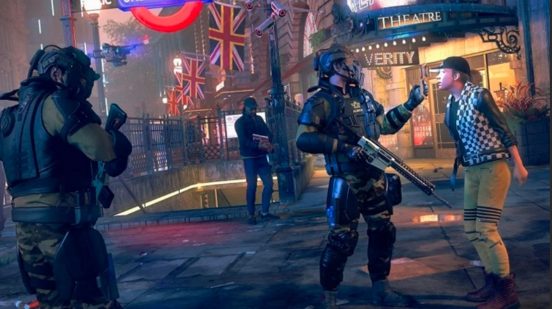 Is co-op available in Watch Dogs: Legion