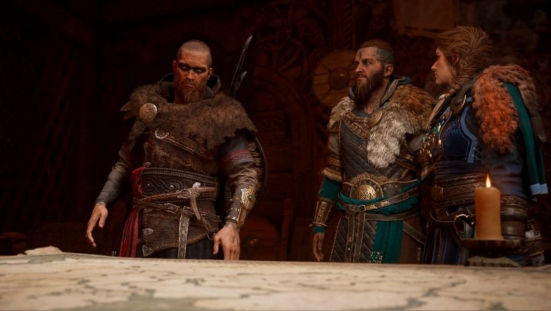Assassin's Creed Valhalla preview. It could be worse