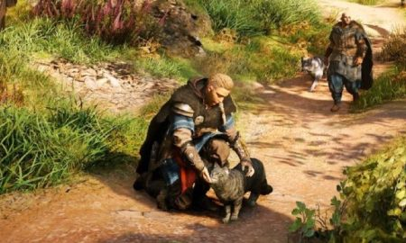 How to get a Raider Cat on your Drakkar in Assassin's Creed Valhalla