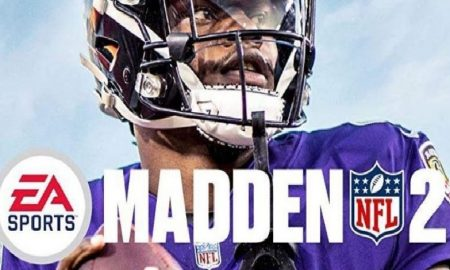 Madden 21 next generation upgrade shown in a video