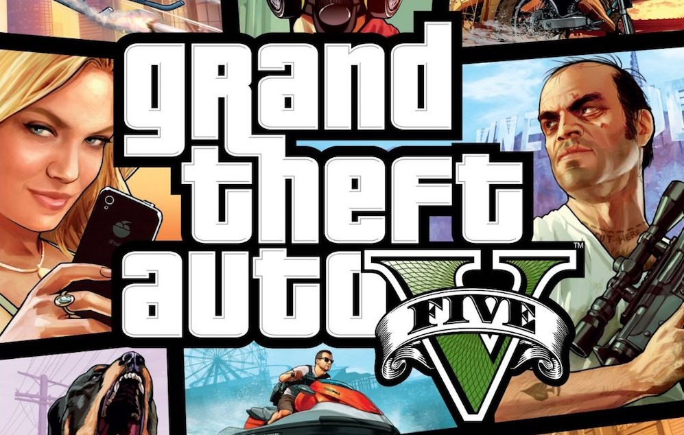 Grand Theft Auto V (GTA 5) Xbox One Version Full Game Setup 2021 Free Download