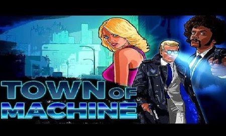 Town of machine PC Version Full Game Free Download
