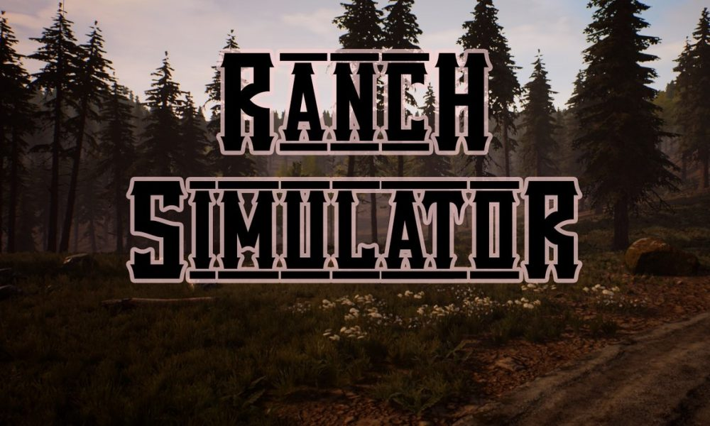 Ranch Simulator PC Game Full Version Free Download