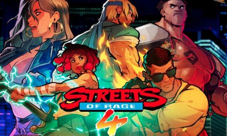 STREETS OF RAGE 4 PC Version Full Game Free Download