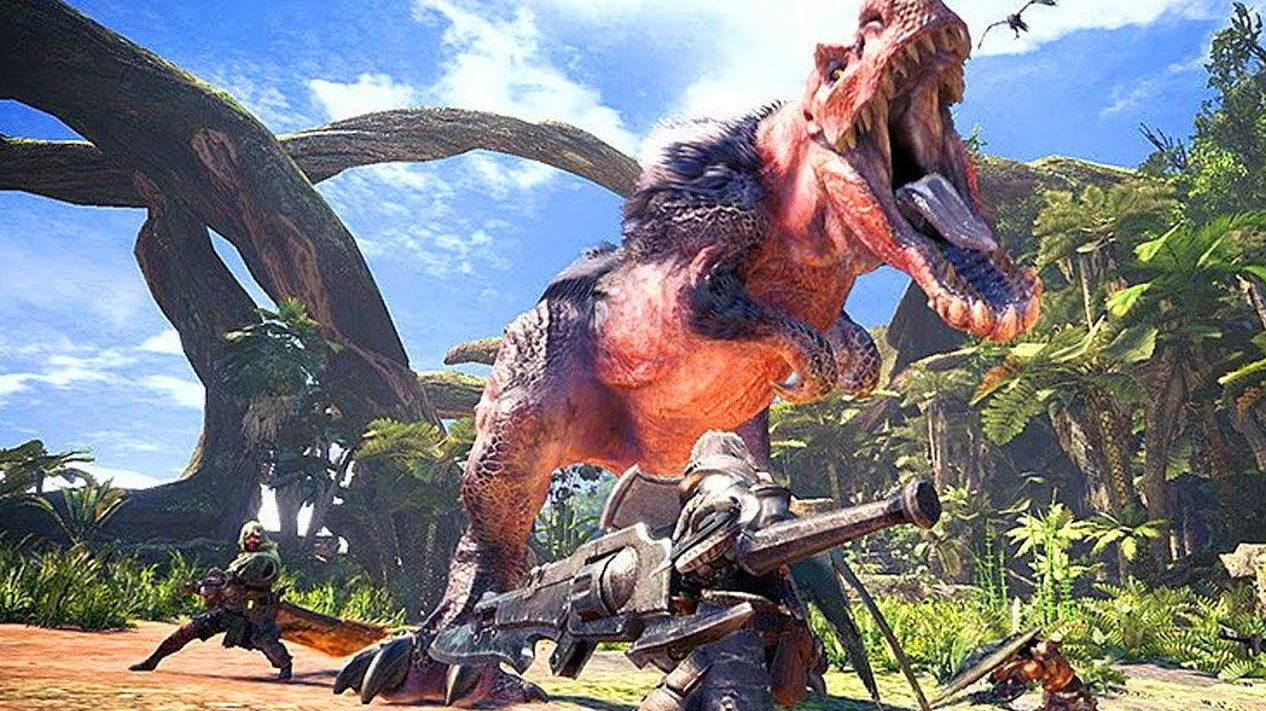 MONSTER HUNTER RISE HAS A CIRCULATION OF OVER 7 MILLION