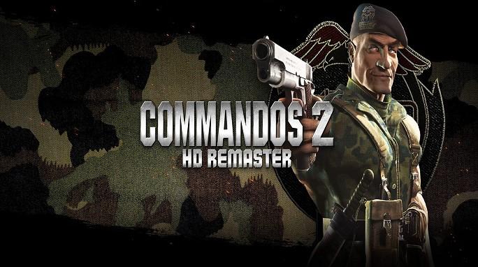 COMMANDOS 2 - HD REMASTER PC Game Setup New 2021 Version Full Free Download