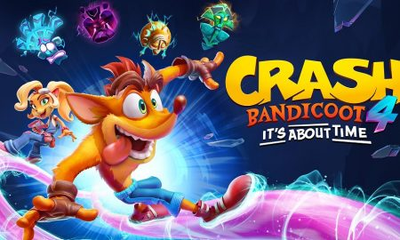 CRASH BANDICOOT 4 ITS ABOUT TIME PC Game Setup New 2021 Version Full Free Download