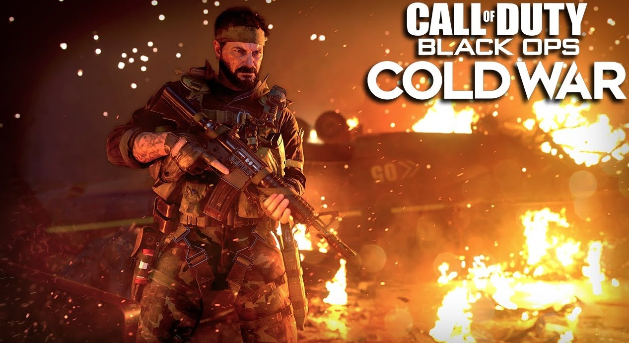CALL OF DUTY BLACK OPS COLD WAR PC Game Setup New 2021 Version Full Free Download