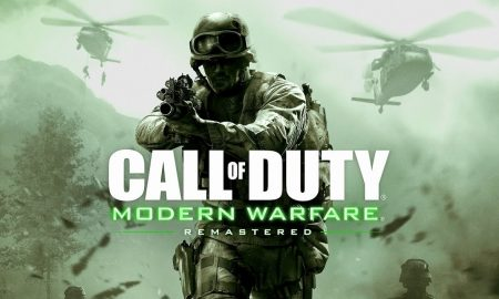 CALL OF DUTY: MODERN WARFARE REMASTERED PC Game Setup New 2021 Version Full Free Download