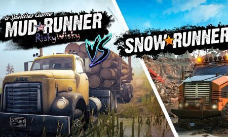 SnowRunner: A MudRunner PC Game Click To Download