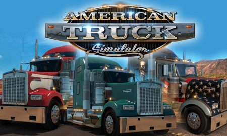American Truck Simulator Super Version For PC Desktop Windows Latest Edition Mode New Crack Key Game Setup 2021 Free Download