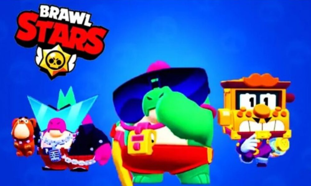 Brawl Stars Griff and Buzz Mod APK Download