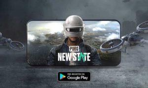 PUBG New State Alpha Test APK Download