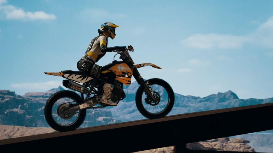 New Engine: Dirt Bike