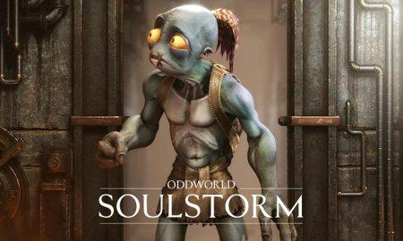 Oddworld: Soulstorm Super Version For PC Desktop Windows Latest Edition Mode New Crack Key Game Setup 2021 Free Download
